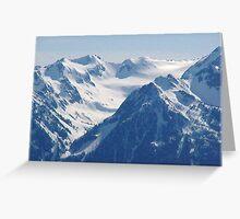Hurricane Ridge, Olympic National Park, Washington Greeting Card