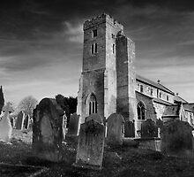 Ripley Church by Andrew Leighton