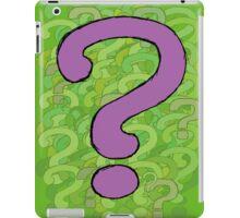 ??? iPad Case/Skin