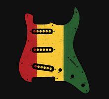 Reggae Rasta Guitar Pickguard  Hoodie
