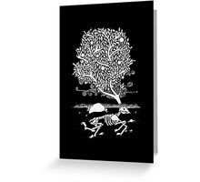 Life After Death Greeting Card