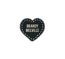 Brandy Melville by byasmine