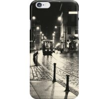 Night Train v2 iPhone Case/Skin