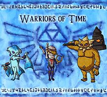 Toon Warriors of Time by skywaker