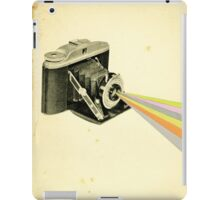 It's a Colourful World iPad Case/Skin