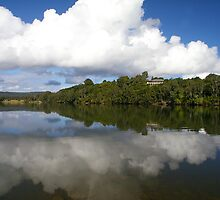 Taree Estate Reflections 1 by odarkeone