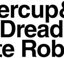 Buttercup & The Dread Pirate Roberts Sticker