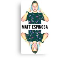 Matt Espinosa  Canvas Print