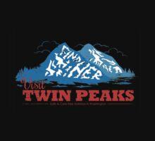 Twin Peaks Visitor by Feldir