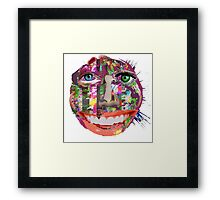 Unsupported Devices Framed Print