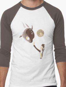 How train your Smaug dragon Men's Baseball ¾ T-Shirt