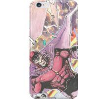 Magneto Master of Magnetism iPhone Case/Skin