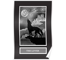 Shadow Season: THE LOVER Poster