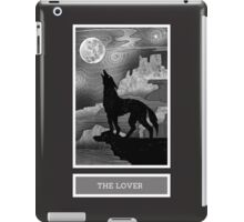 Shadow Season: THE LOVER iPad Case/Skin