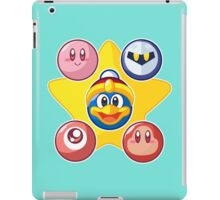 Kirby & Friends iPad Case/Skin