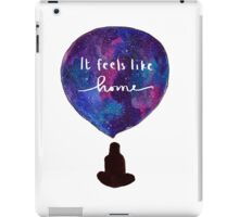 It feels like home iPad Case/Skin