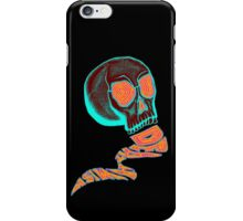 Deathwish Skull iPhone Case/Skin