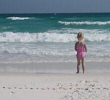 ...Beside the Ocean by JTomblinson
