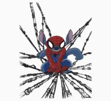 The Amazing Spider-Stitch Kids Clothes