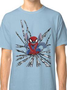 The Amazing Spider-Stitch Classic T-Shirt