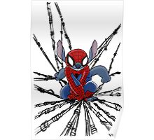 The Amazing Spider-Stitch Poster