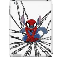 The Amazing Spider-Stitch iPad Case/Skin
