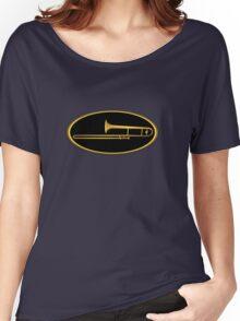 Trombone Gold sign Women's Relaxed Fit T-Shirt