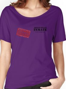 Arkham Inmate Women's Relaxed Fit T-Shirt