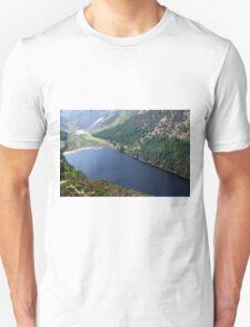 Upper Lake At Glendalough Unisex T-Shirt