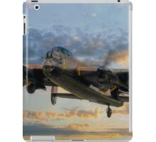 Lancaster Panorama iPad Case/Skin