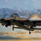 Lancaster Panorama by © Steve H Clark Photography