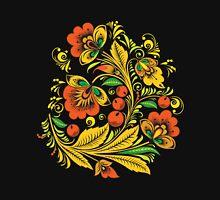 Khokhloma flower Unisex T-Shirt