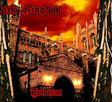 Dark Kingdom - Trivium Fan Cover Art by reflector