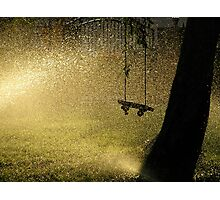 summer evening dreaming Photographic Print