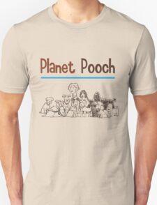 Planet Pooch Unisex T-Shirt