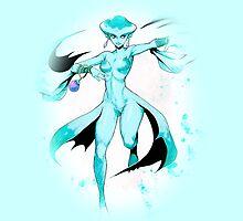 The legend of Zelda Ruto by KumaGenis