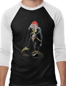 Walkin' The Chicken Tee Men's Baseball ¾ T-Shirt