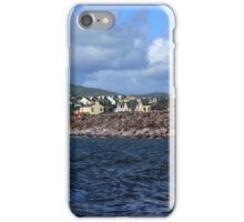 Irish Seaside Village Co Kerry iPhone Case/Skin