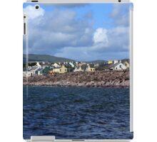 Irish Seaside Village Co Kerry iPad Case/Skin