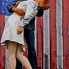 The VJ day Kiss by DJ Florek