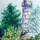 Cana Lighthouse by Carolyn Bishop