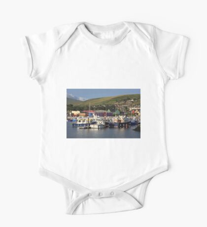 Dingle Harbour County Kerry Ireland One Piece - Short Sleeve