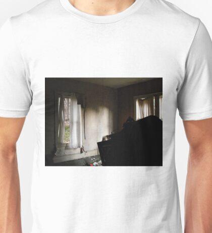 Exterior Drape Unisex T-Shirt