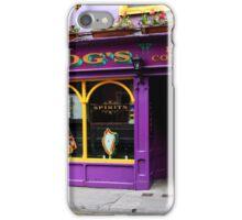 Colorful Irish Pub iPhone Case/Skin