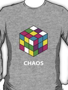 Rubik's Cube Chaos T-Shirt