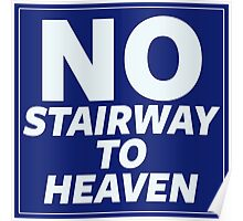 No Stairway to Heaven Poster
