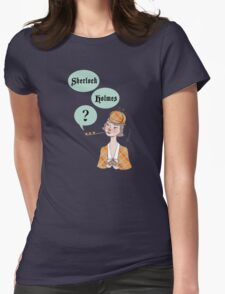 Sherlock Holmes: Love is a 3 Pipe Problem T-Shirt
