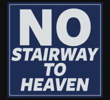 No Stairway to Heaven by Ellador