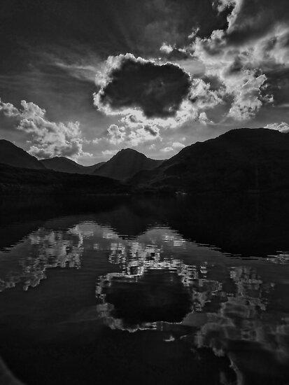 Dramatic Sky over Loch Lomond by Mark Wilson