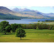 Lakes Of Killarney - Killarney National Park - Ireland Photographic Print